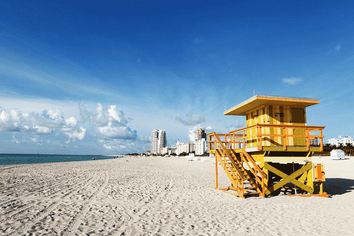 Miami's Haulover nude beach
