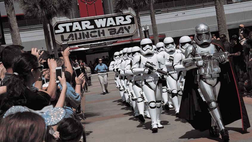 Star Wars at Disney Hollywood Studios