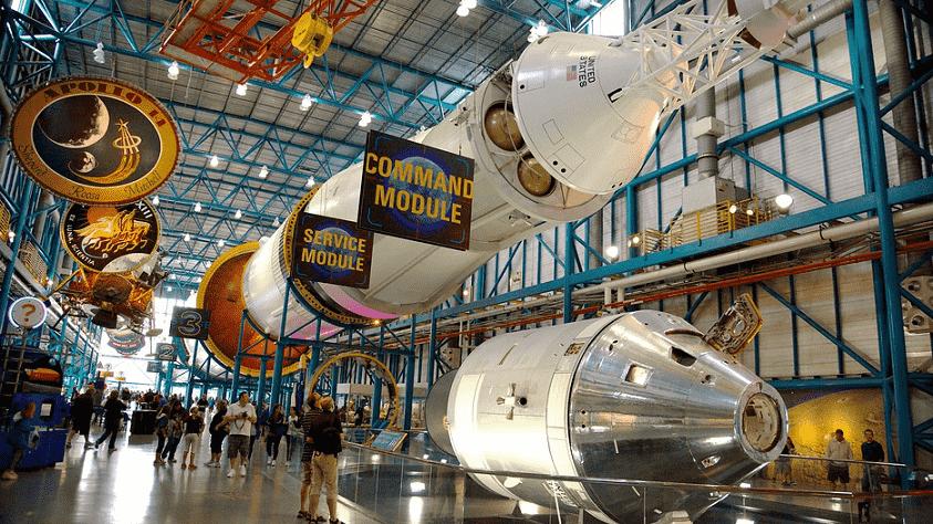Park NASA in Orlando