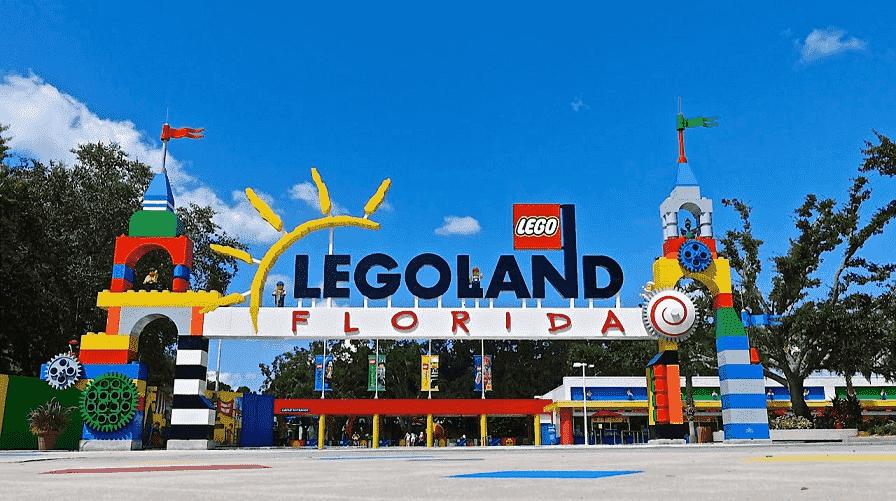 Legoland Park in Orlando