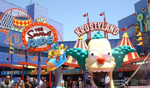 Universal Studios Park in Orlando