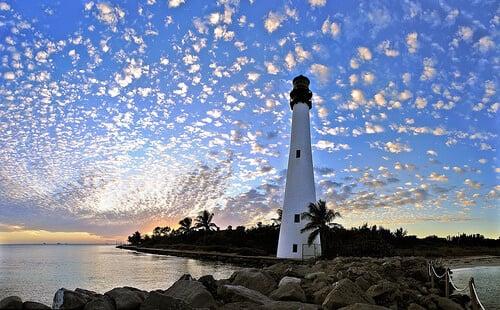 Key Biscayne in Florida