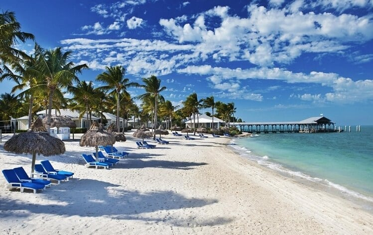 Key West in Flórida