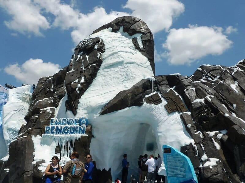 Antartica: Empire of Penguin at SeaWorld