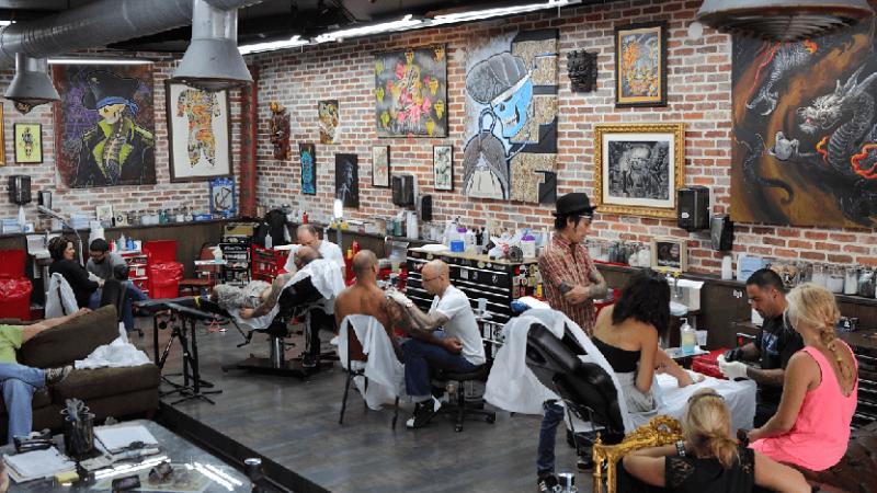 Miami Ink Tattoo Studio: Florida's Most Famous Tattoo Studio