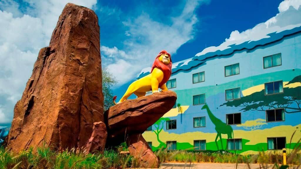 All Disney hotels in Orlando