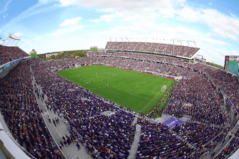 NFL game in Orlando