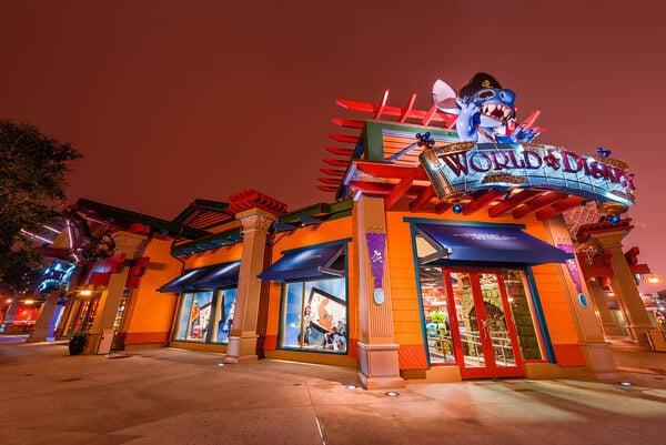 World Of Disney, largest Disney store in Orlando