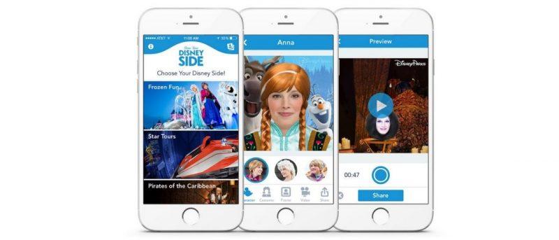 My Disney Experience App in Orlando