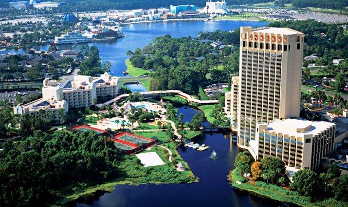 Staying at Lake Buena Vista in Orlando