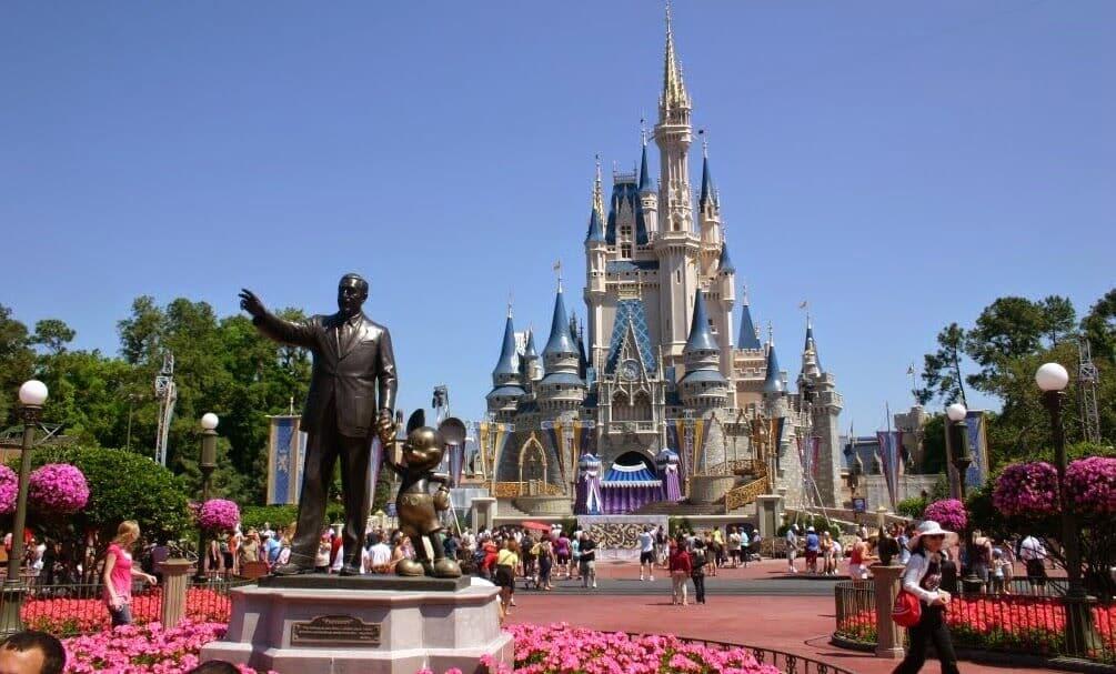 Magic Kingdom in Orlando