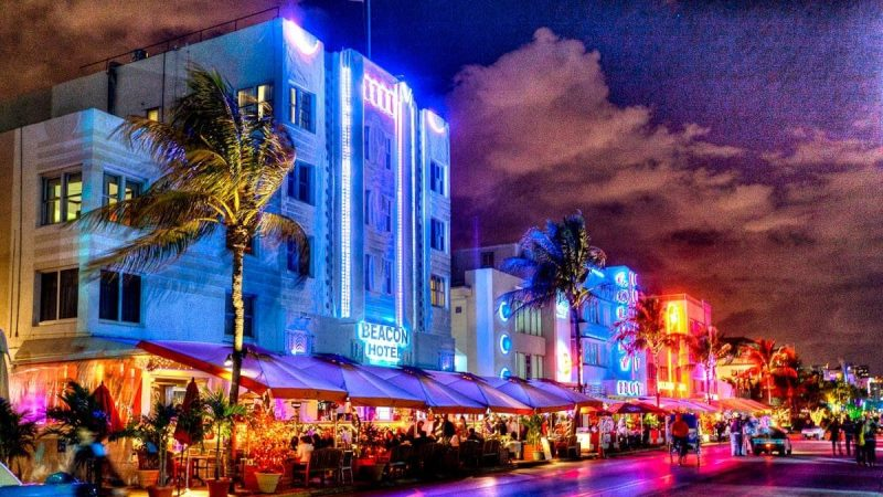 Best things to do in Miami at night