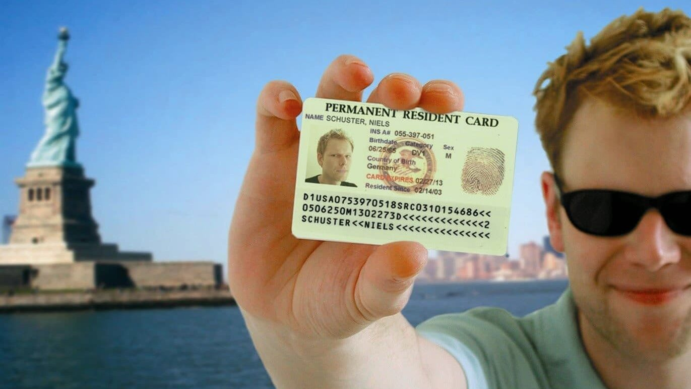 Ways to get a Green Card to live in the USA