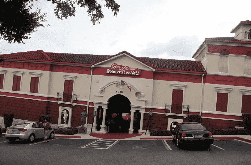 Ripley's Believe It Or Not Orlando Museum