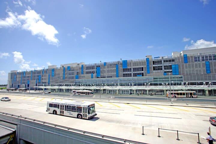 All airports in Miami