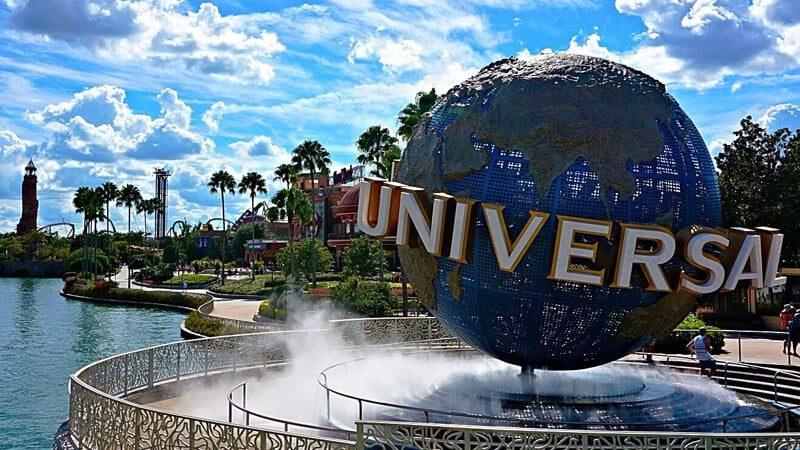 Universal Studios Park Map at Orlando