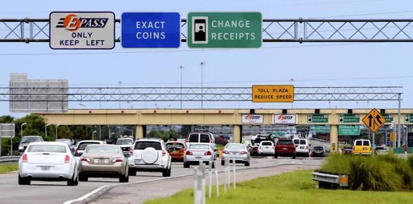 Tolls in Orlando