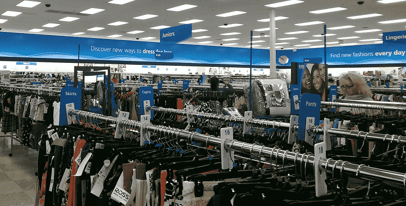 Ross store in Miami and Orlando