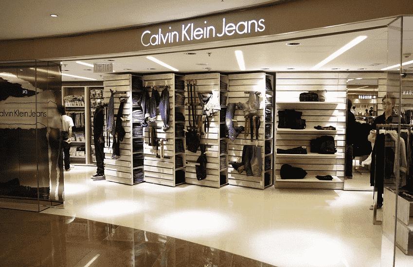 Calvin Klein store in Orlando
