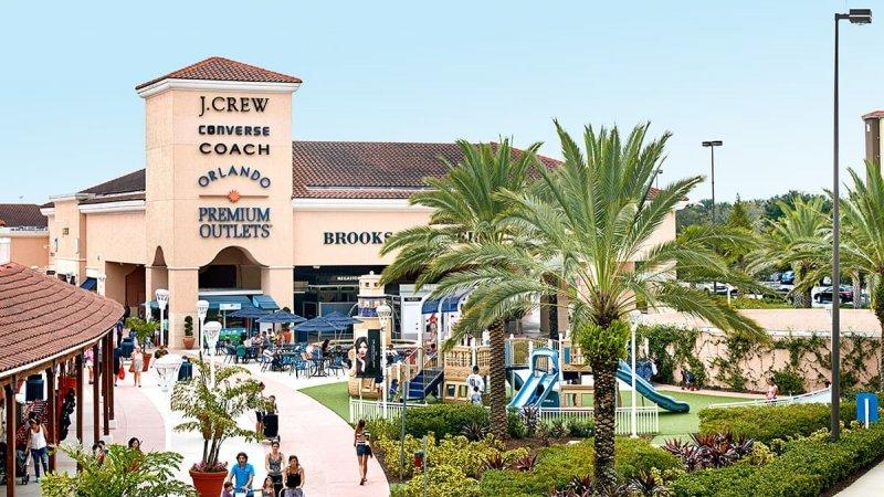 Orlando Premium Outlets Guide