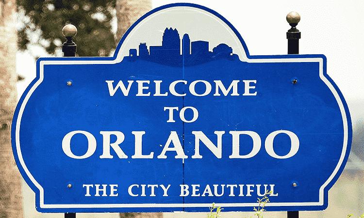 Orlando city enter