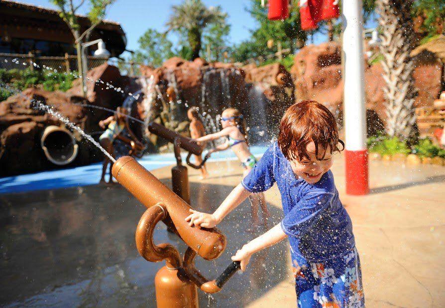 Children at Disney