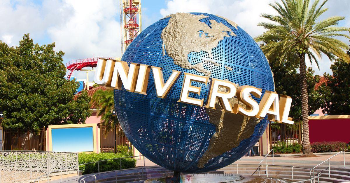 Universal Studios theme park in Orlando