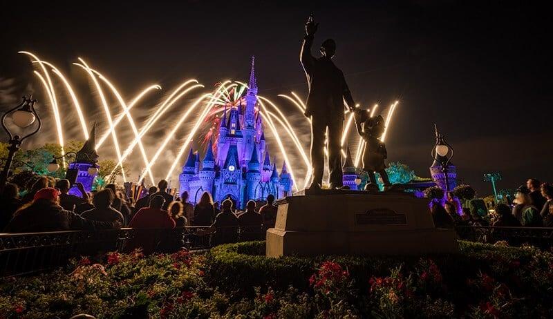 Disney's Magic Kingdom Map at Orlando