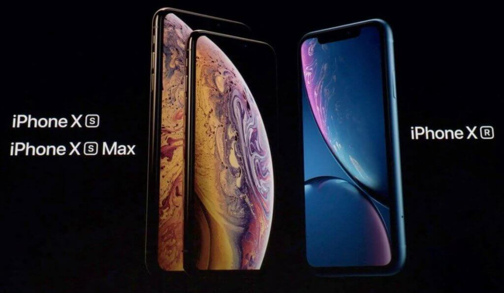 Presenting iPhone XS XS Max and XR in Orlando