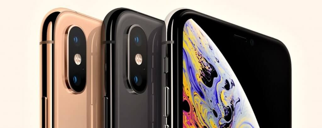 How are iPhone XS, XS Max and XR