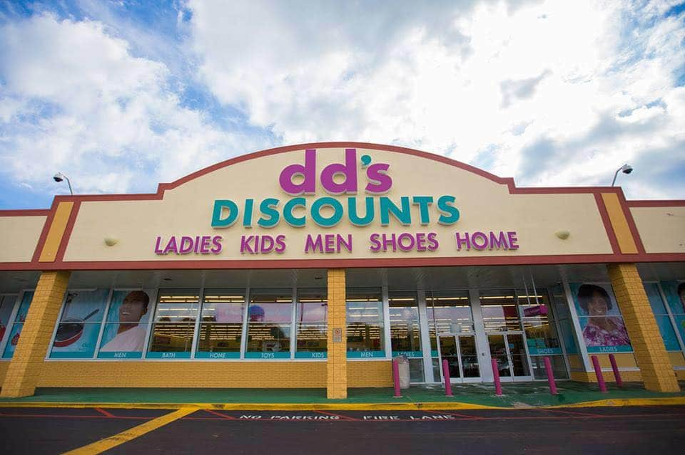 DD's Discounts stores