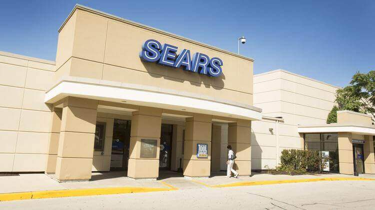 Sears stores