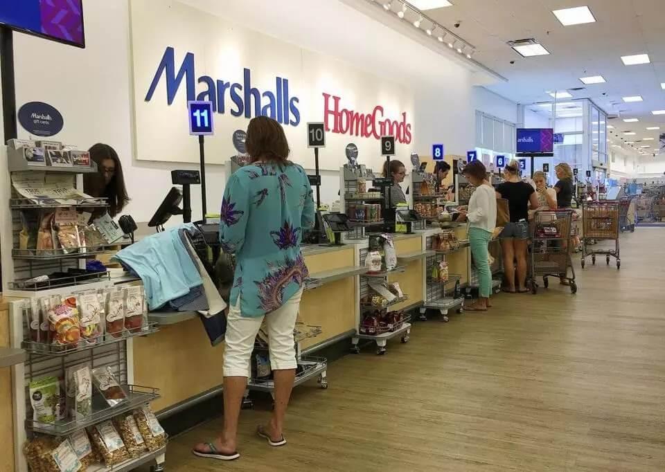Marshalls stores in Miami