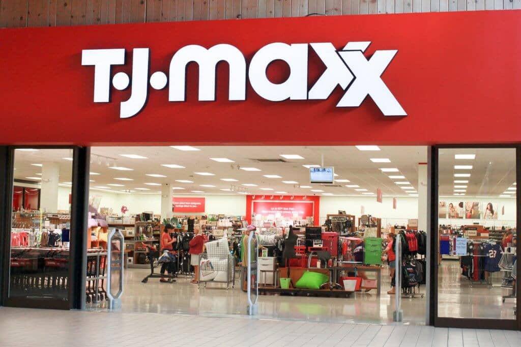 T.J. Maxx stores in Miami