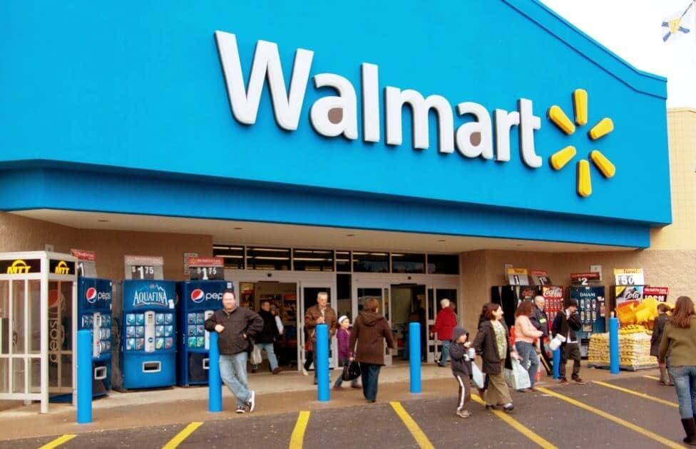 Walmart supermarket in Miami