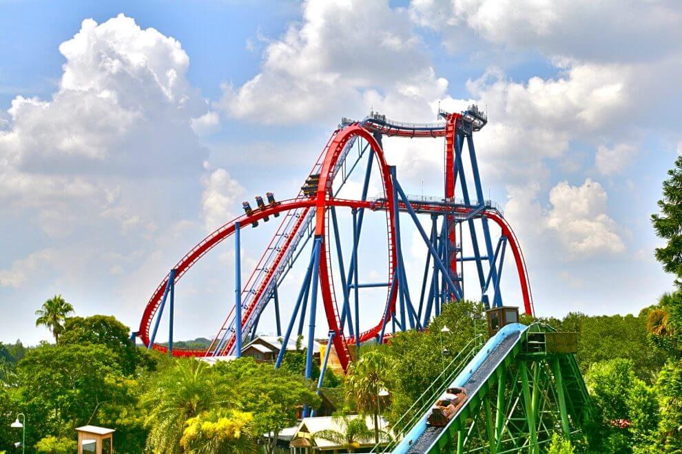 Busch Gardens in Orlando