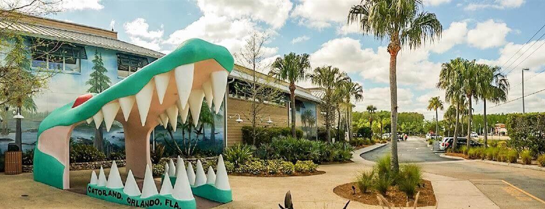 Discover the Gatorland Park in Orlando
